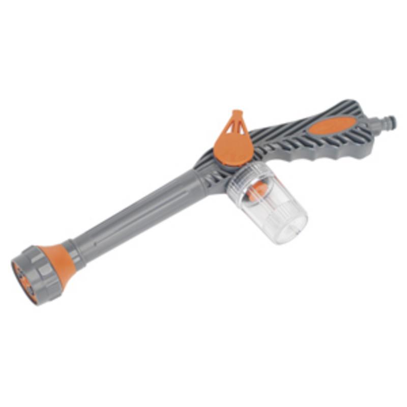 Sealey Water Spray Gun 8 Function CC83