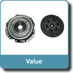 Valeo 826816 Clutch Kit Without Csc, Renault