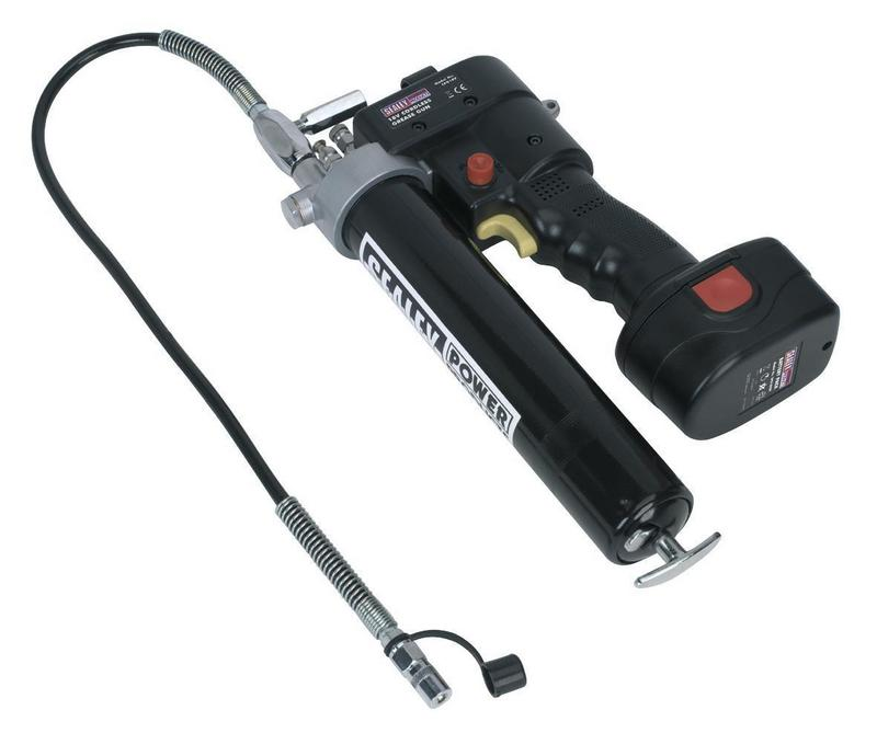 Sealey CPG18V Cordless Grease Gun 18V Cordless
