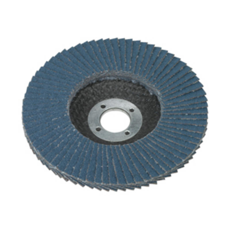 Sealey Flap Disc Zirconium Ø100mm 16mm Bore 40Grit FD10040