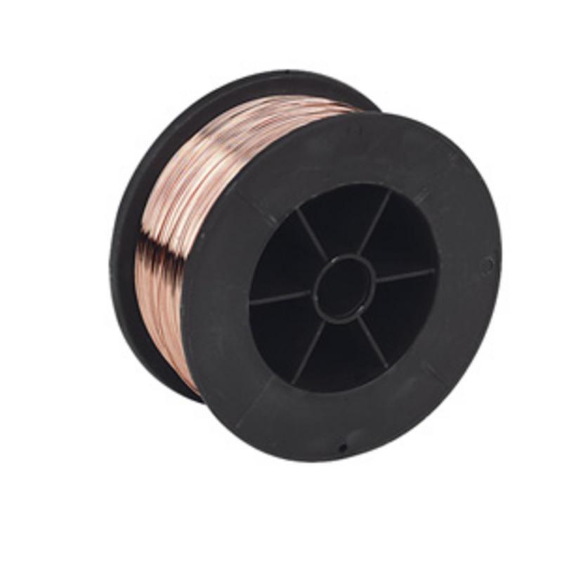 Sealey Mild Steel MIG Wire 0.7kg 0.6mm A18 Grade MIG/7K06