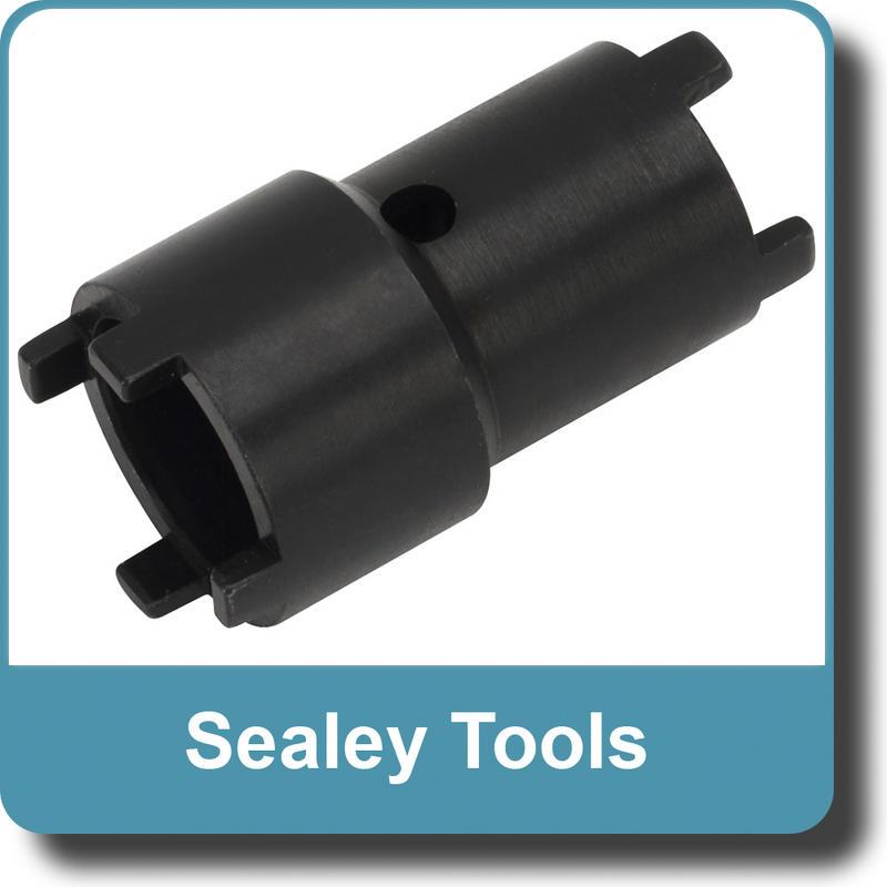 Sealey - Clutch Locking Nut Removal Tool 20 & 24mm   (SEAMS028)