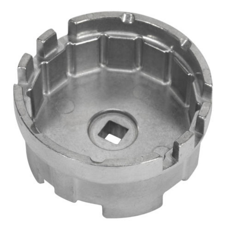 Sealey VS7111 Oil Filter Cap Wrench Ø64.5mm x 14 Flutes - Toyota
