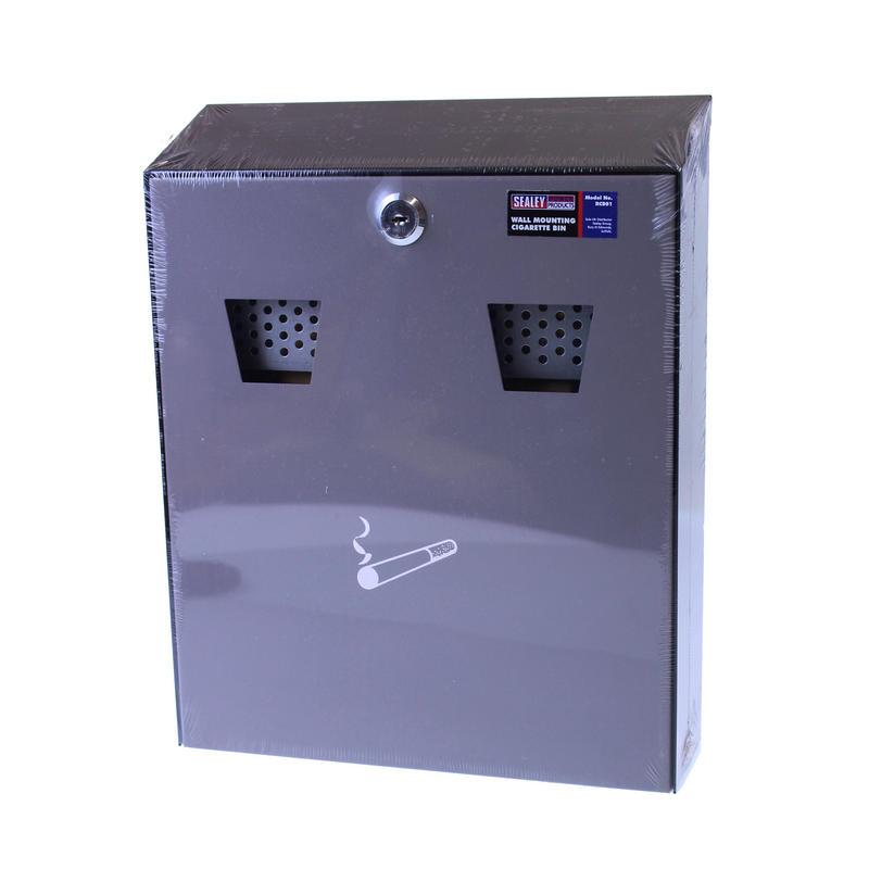 Sealey Cigarette Bin Wall Mounting RCB01