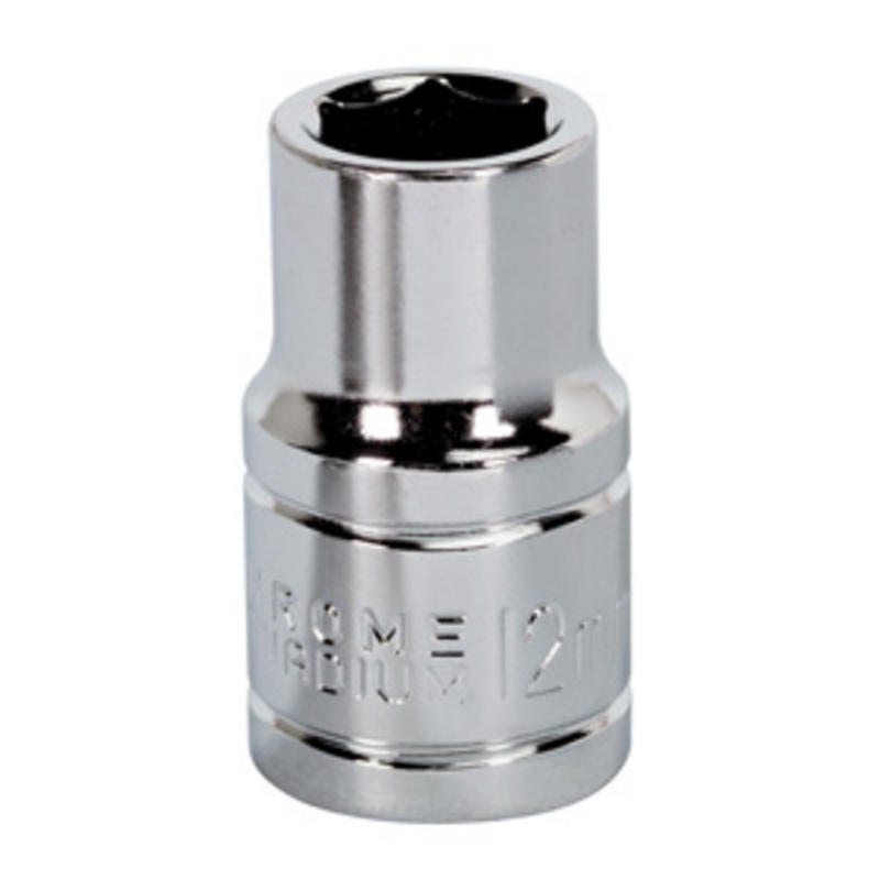 "Sealey Siegen  WallDrive® Socket 12mm 1/2""Sq Drive S0650"