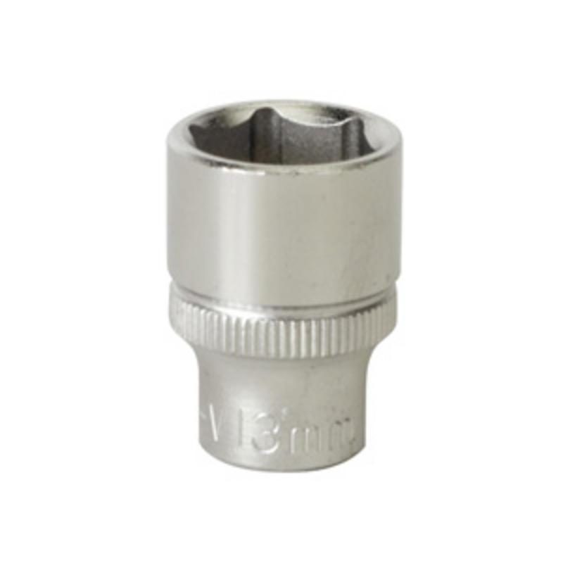 "Sealey WallDrive® Socket 13mm 1/4""Sq Drive S1413"