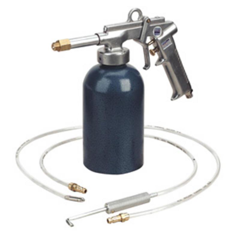 Sealey Air Operated Wax Injector Kit SG18