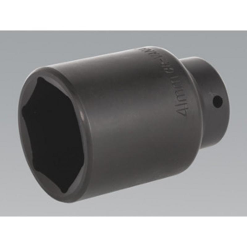 "Sealey Impact Socket 41mm Deep 1/2""Sq Drive SX007 hub nut remover"