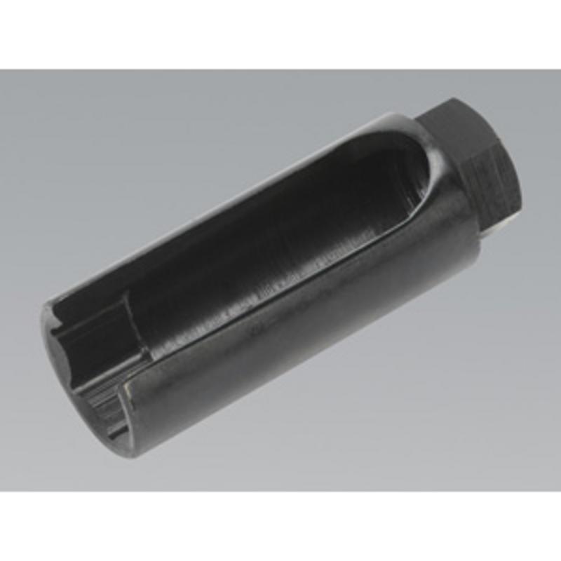 "Sealey SX022 Heavy Duty Steel Oxygen O2 Sensor Air Socket 22mm 3/8"" Sq Drive"