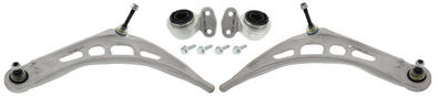 Mapco Lower Wishbone Arms Ball Joint Front Kit + Bushes For BMW 3 E46 Series Preview