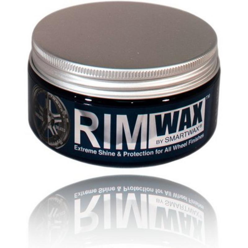 SmartWAX 10100 RimWax Wheel Cleaner, Polish & Wax in One 8 oz