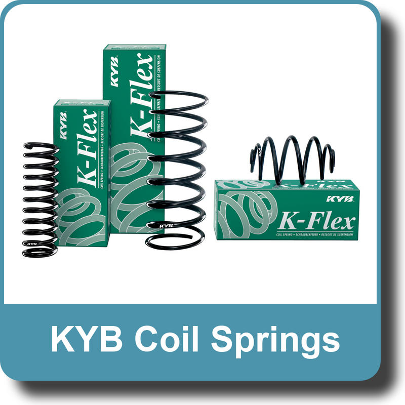 KYB RX6232 Rear Coil Spring