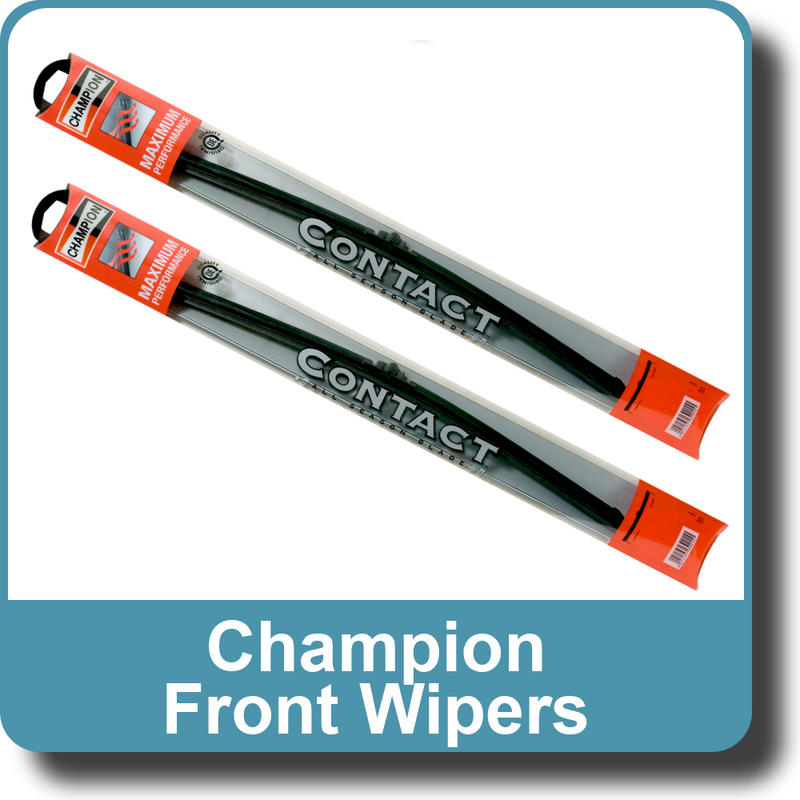 Champion Front Wiper Blades Set - DXL65D & DXL55