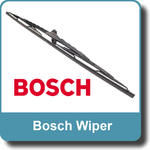 Bosch Wiper Blades Front Pair PEUGEOT 807 06.02-07.05
