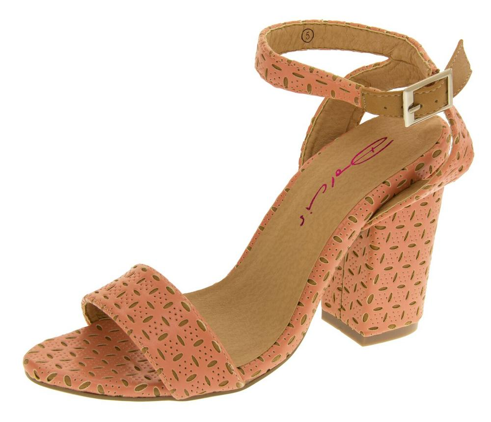 Womens DOLCIS PALERMO Chunky High Heels
