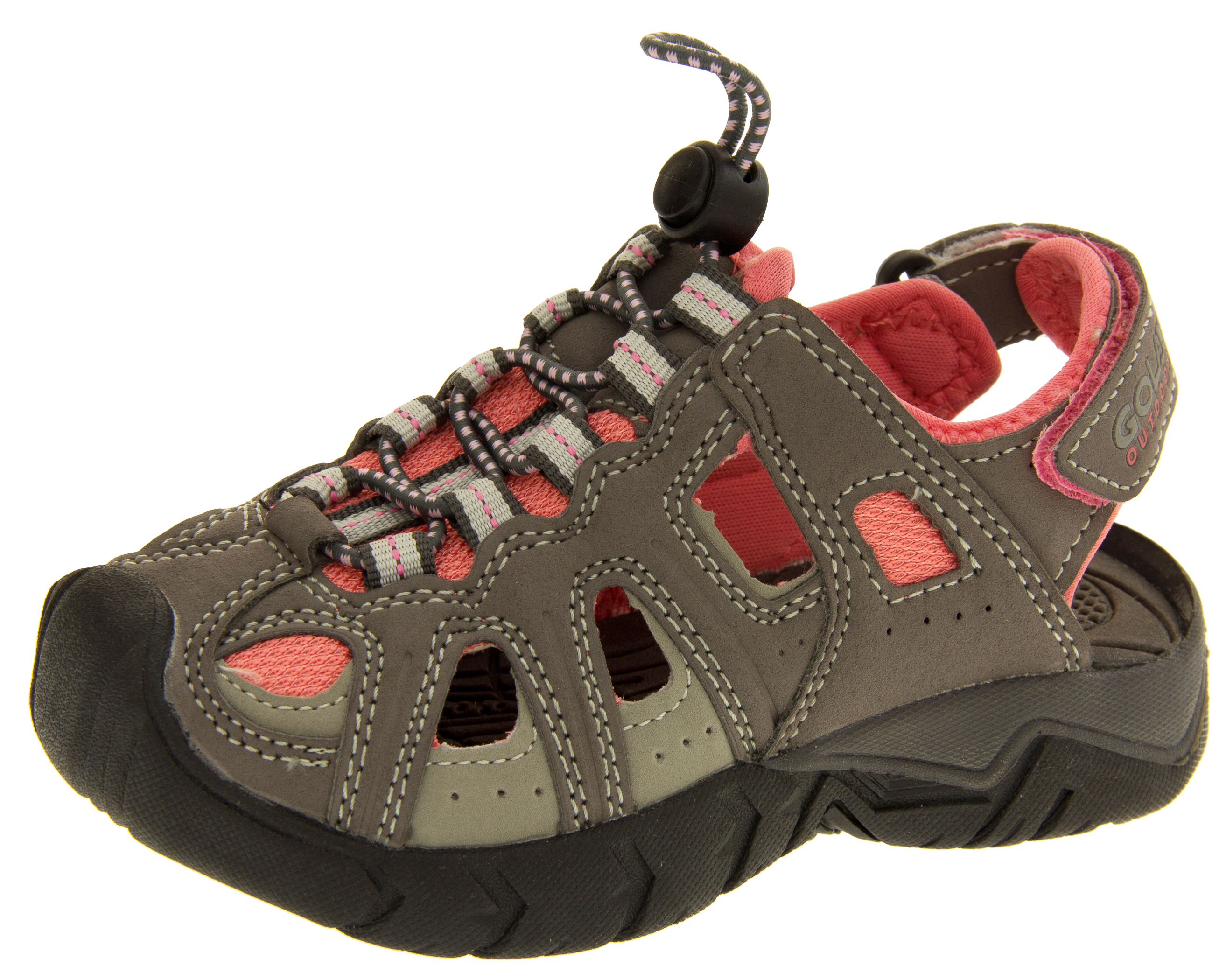 80165fbf454 Gola Unisex Childrens Boys Girls Walking and Hiking Sandals