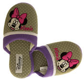 Ladies Disney Origine Comfort Mule Slippers