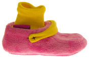 Infant Boys Girls De Fonseca Warm Cosy Cushioned Novelty Clog Slippers Thumbnail 6