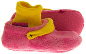 Infant Boys Girls De Fonseca Warm Cosy Cushioned Novelty Clog Slippers Thumbnail 5