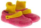 Infant Boys Girls De Fonseca Warm Cosy Cushioned Novelty Clog Slippers Thumbnail 4