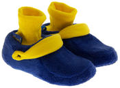 Infant Boys Girls De Fonseca Warm Cosy Cushioned Novelty Clog Slippers Thumbnail 11