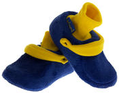 Infant Boys Girls De Fonseca Warm Cosy Cushioned Novelty Clog Slippers Thumbnail 9