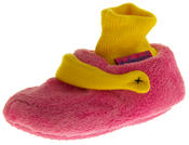 Infant Boys Girls De Fonseca Warm Cosy Cushioned Novelty Clog Slippers Thumbnail 8