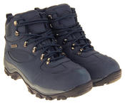 Mens Waterproof Northwest Territory Leather Hiking Boots Thumbnail 6