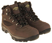 Mens Waterproof Northwest Territory Leather Hiking Boots Thumbnail 3