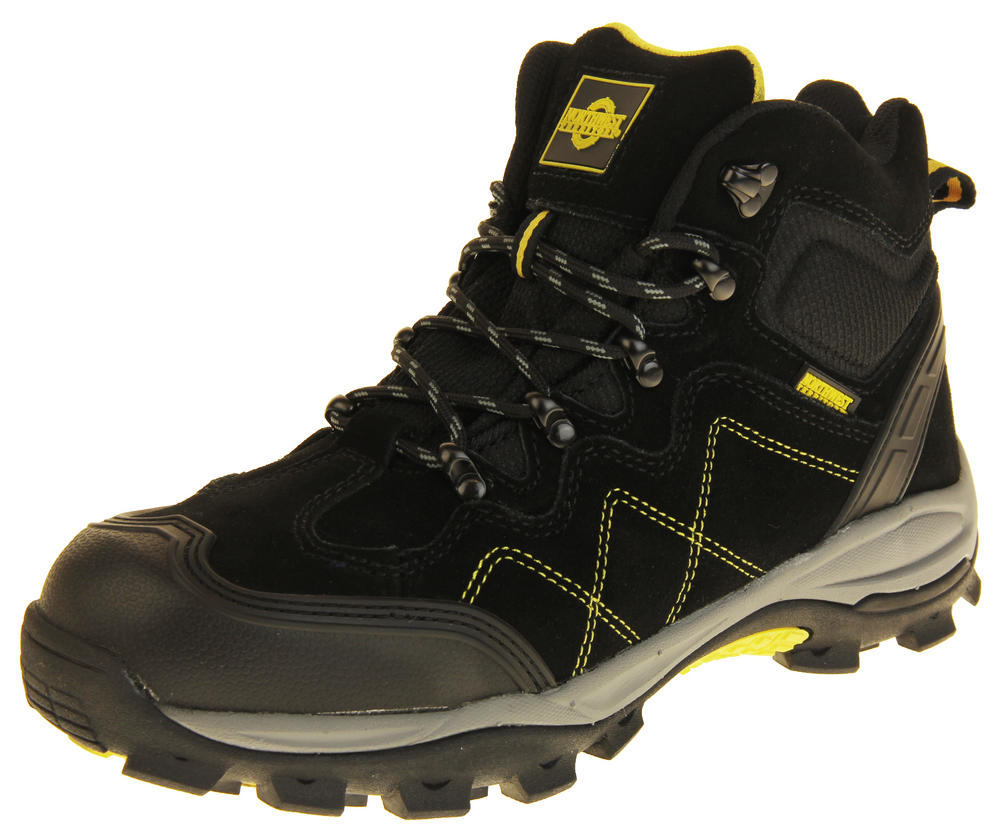 Mens Northwest Territory Steel Toe Cap Work Boots ENISO 20345 SBP