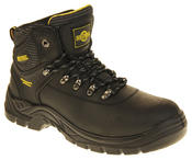 Mens Peel Northwest Territory Safety Steel Toe Cap Work Boots Thumbnail 2