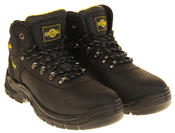 Mens Peel Northwest Territory Safety Steel Toe Cap Work Boots Thumbnail 5