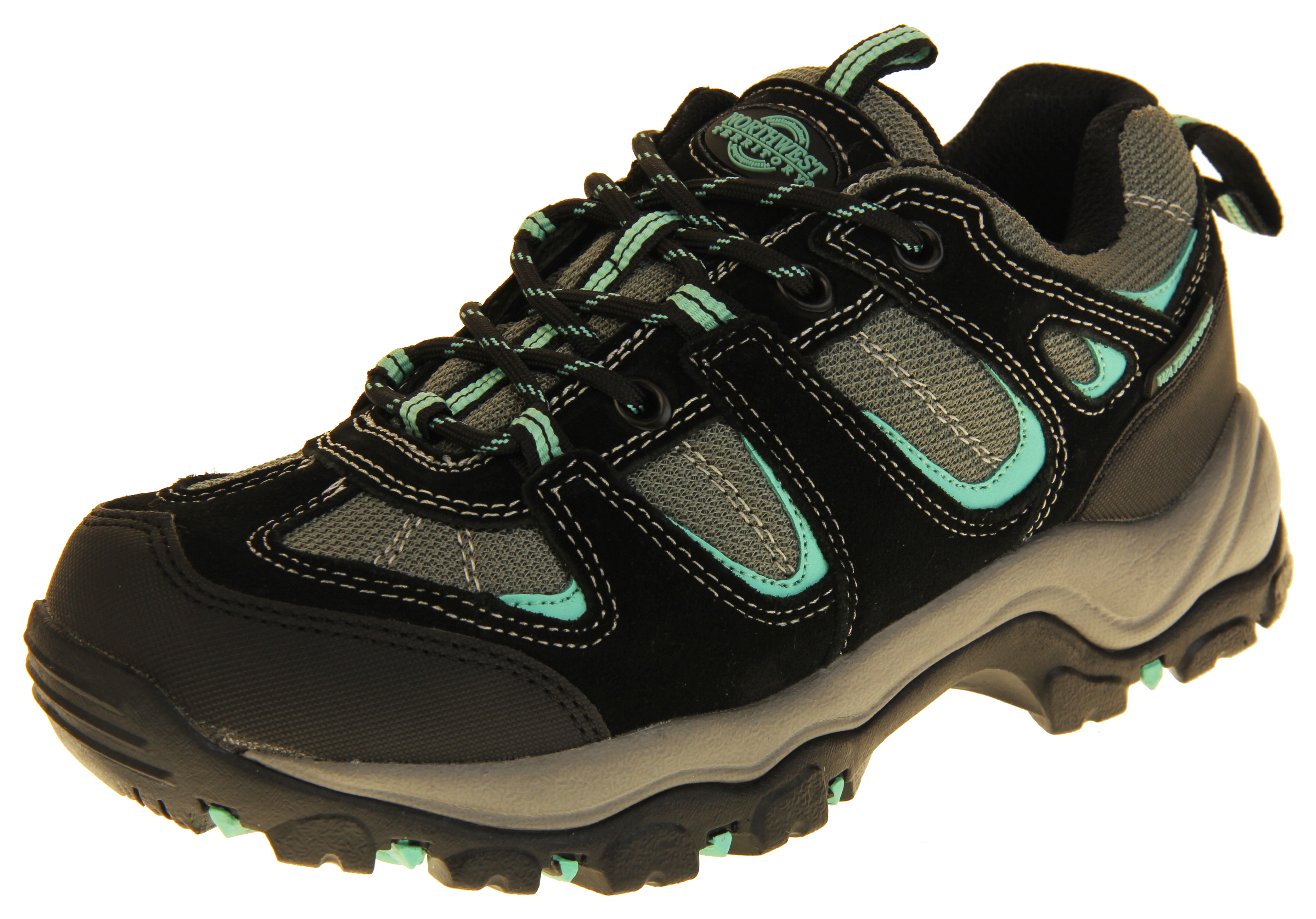 0a800e8d5bf Ladies Northwest Territory Leather Waterproof Hiking Shoes
