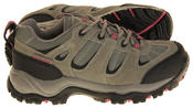 Ladies Northwest Territory Leather Waterproof Hiking Shoes Thumbnail 9