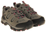 Ladies Northwest Territory Leather Waterproof Hiking Shoes Thumbnail 10
