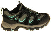Ladies Northwest Territory Leather Waterproof Hiking Shoes Thumbnail 3