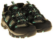 Ladies Northwest Territory Leather Waterproof Hiking Shoes Thumbnail 5