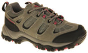 Ladies Northwest Territory Leather Waterproof Hiking Shoes Thumbnail 7