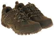 Mens Northwest Territory Leather Hiking Waterproof Shoes Thumbnail 10