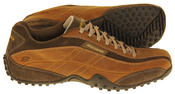 Mens Leather SKECHERS Imperial Trainers Thumbnail 4