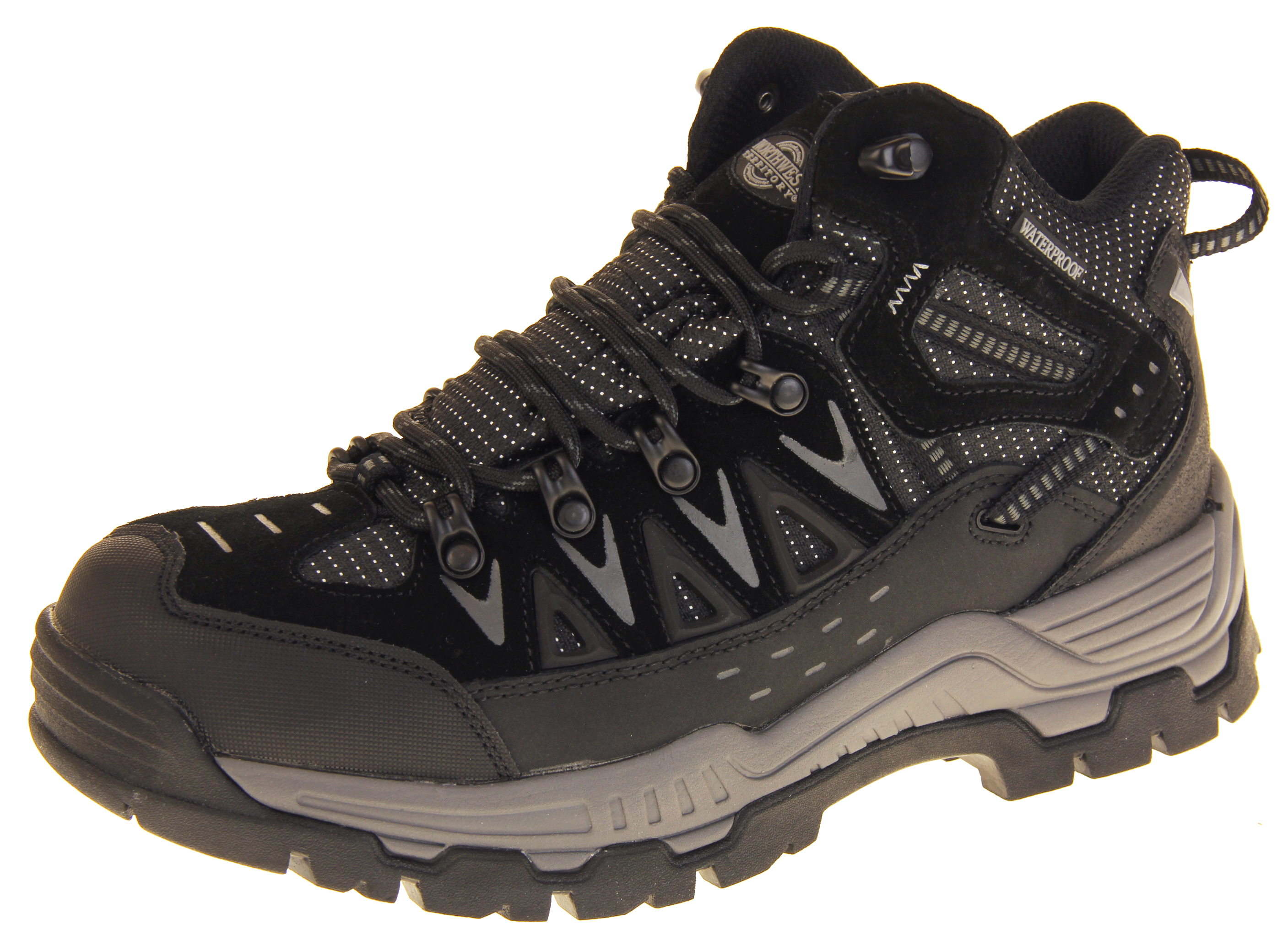 e07f0854306 Mens PIERS Hiking Boots