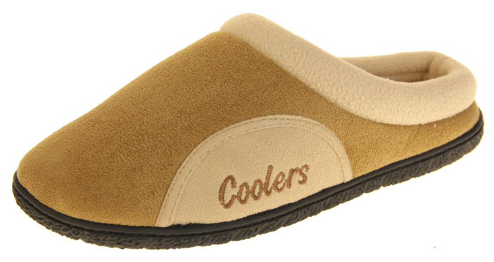 Mens Coolers Mule Slippers