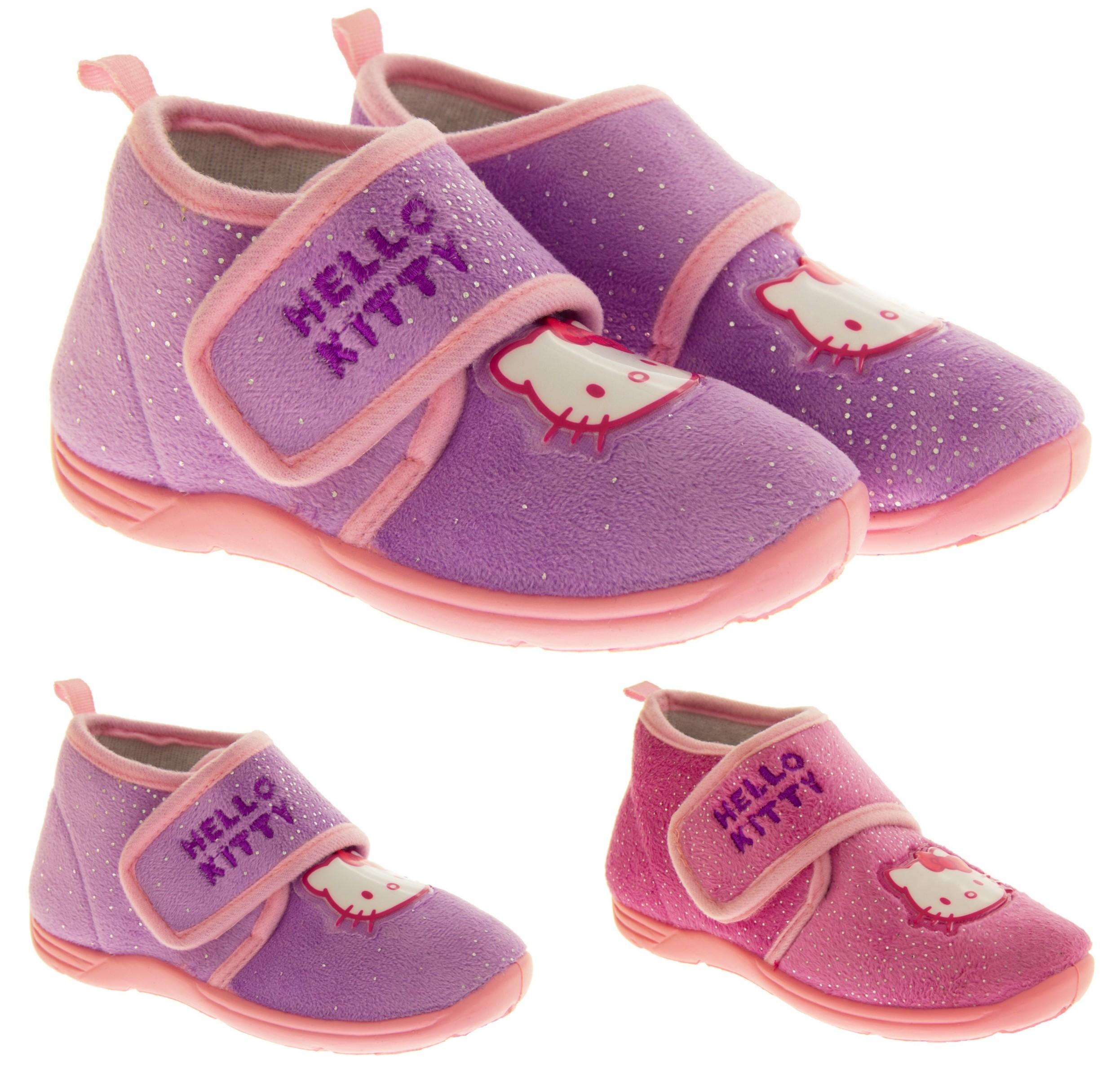 Hello Kitty Mädchen Ankle Boots Slipper