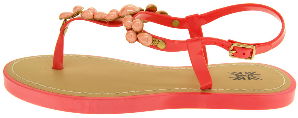 Womens Keddo T-Bar Sandals
