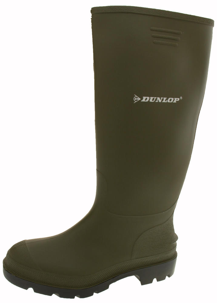 Boys Dunlop Waterproof Wellington Boots