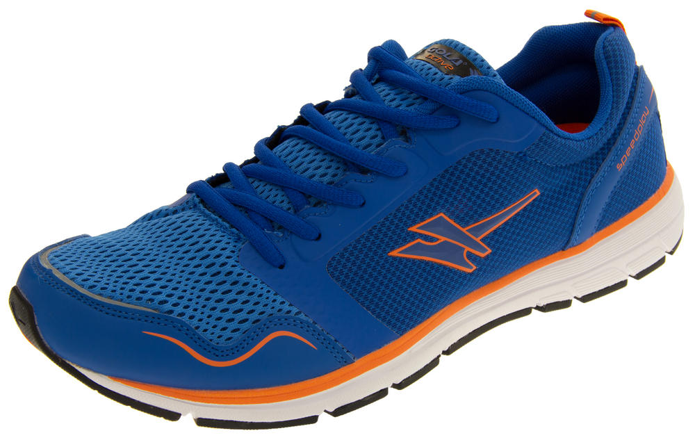 Mens GOLA AMA697 Speedplay Fitness Running Jogging Light Trainers