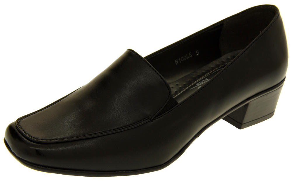 Womens Annabelle Comfort Nicole Formal Loafer Work Shoes