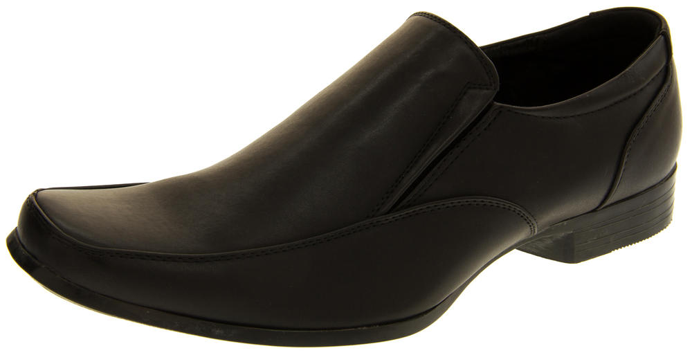 Mens Dupree Leather Lined Slip On Formal Shoes