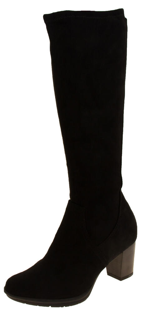 Womens MARCO TOZZI Tall Stretch Boots