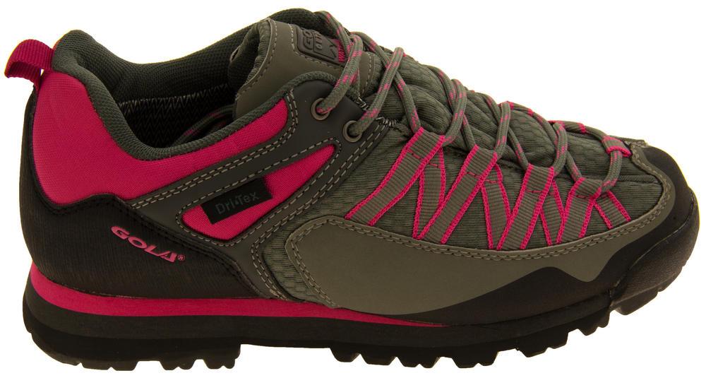 Womens Gola Waterproof Hiking Walking Trainers Shoes